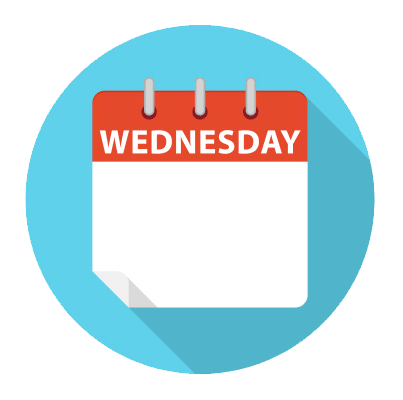 Events & Announcements wednesday